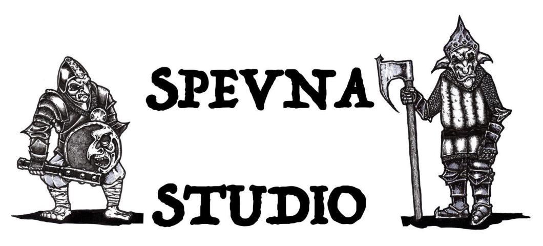 spvena studio logo